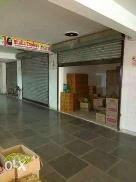 Shop for rent 1and shop no 2 dsvv road atm ke samne
