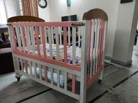 Baby Cot Kids Cot Bed