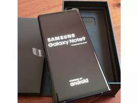 ~~ I want to my Galaxy phone awesome phone note 9 sell with warranty