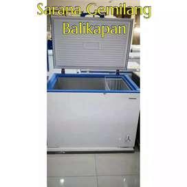 Feezer Box Changhong CBD-205 200L Baru Garansi 5th bisa COD/byr dirmh