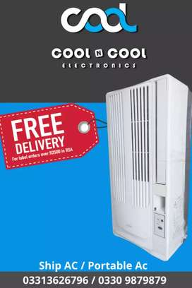 Ship Ac Free delivery