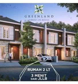 Dijual / Over Kredit Rumah Greenland Residence, Laban Menganti