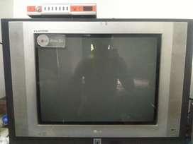 LG TV 21 inch ₹3200