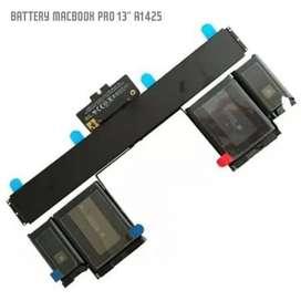baterai laptop APPLE Macbook A1425, A1437 (Macbook Pro Retina Display