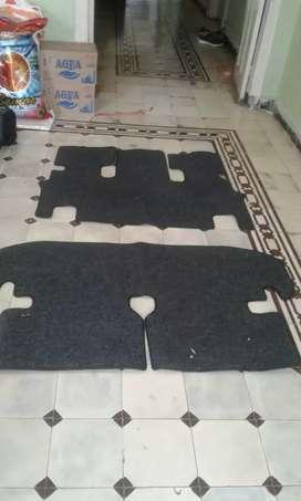 Carpet beludru  Avanza