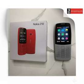 Nokia 210 Dual Sim,  camera with flash, up to 18hrs talk time