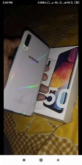 A50 6GB/ 64 GB variant ( White Color)
