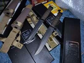 Pisau sangkur bayonet OKC ontario knife company marinir tni brimob