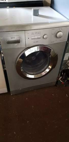 Front load washing machine 6500 onwards