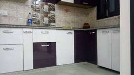 Semi Furnished 2 bhk builder floor for rent in Chattarpur