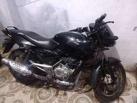 For sale my Bajaj Pulsar 150 cc good condition