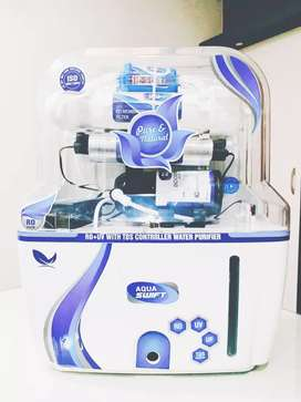 New brand Aquafresh RO water purifier only 4300rs
