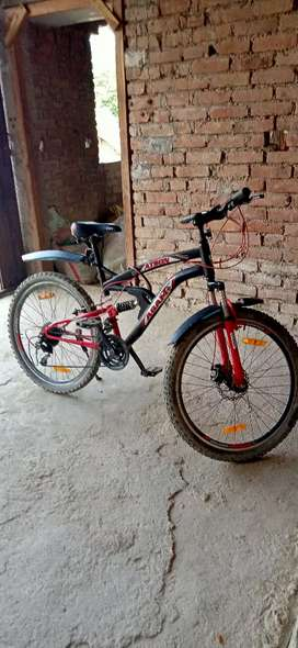 New gear bike
