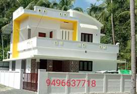 1600sft New villa at GURUVAYUR. Prize negotiable