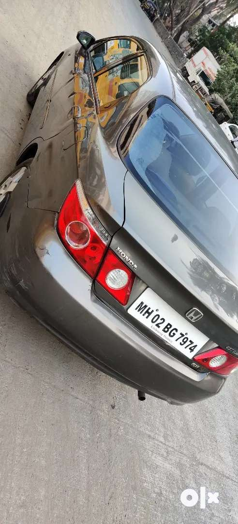 Honda city zx top model with cng+petrol 2008 0