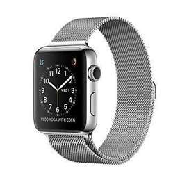Apple watch series 1 stainless steel