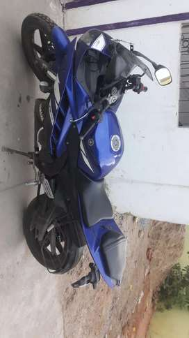 Good condition in blue sade