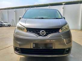 [DP MINIM] Nissan Evalia XV At 2013 abu Matic, pajak panjang