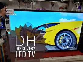 """32"""" smart DH Discovery brand new led tv/with one year warranty at 9999"""