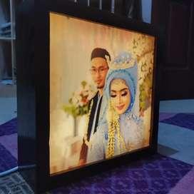 Hiasan Ruangan Kado Ulang Tahun Ultah Wisuda Pernikahan Lampu Tidur
