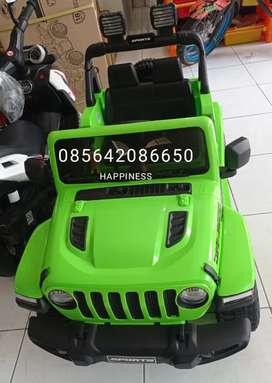 Mobil aki jeep murah meriah