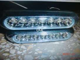 Hijet genuine bumper light blue Rs 2000