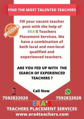 Era teachers and placement services
