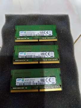RAM ddr4 2gb 4gb 8gb dan 16gb