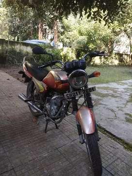 Bajaj caliber motor cycle