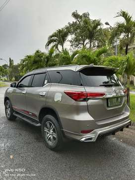 Djual Toyota New FORTUNER VRZ G Diesel 2018 AT istmwa modif bsa Kredit