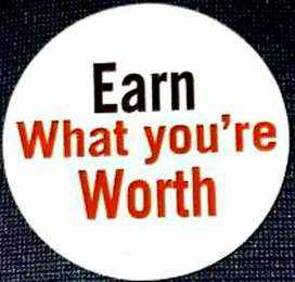 #Earn What You Worth Opportunity!