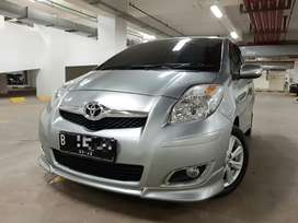 "Toyota Yaris 2012 S Limited "" CASH "" A/T , Mulusss Siap Pakai"