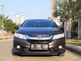 Honda All New City Facelift Tipe E-Automatic 2015 (Tipe Tertinggi)