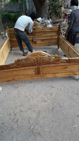 Akasia brand new bed king size