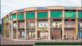 Built up showroom Basement+Ground on Airport Road Mohali