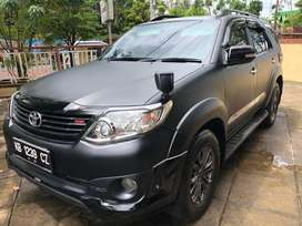 Toyota Fortuner TRD Sportivo Th 2014 Facelift KB