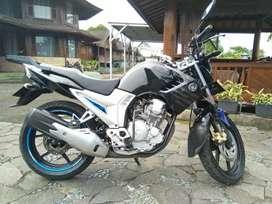Yamaha New Scorpio Z 2012