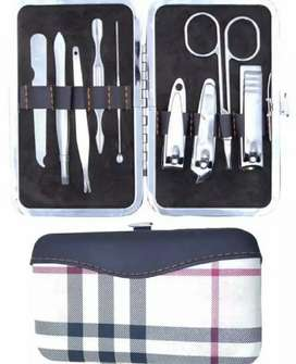 7 In 1 Manicure & Pedicure Set Tools Nail Art Care Set .cod for lhr.