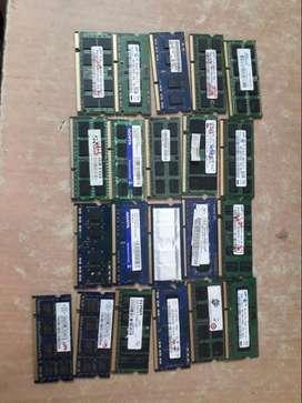 LAPTOP & DESKTOP RAM AVAILABLE