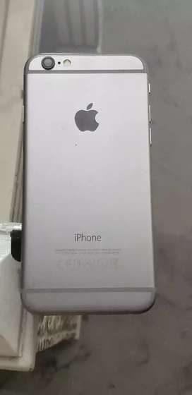 Iphone 6 back body 10/10 condtion final 1500