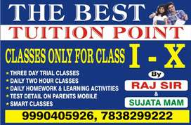 Call for tuition and home tuition