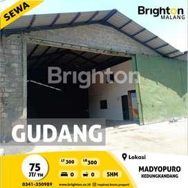 Gudang Malang   Warehouse FOR SALE INDONESIA   Gudang di KEDUNGKANDANG