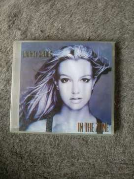 CD album Britney spears