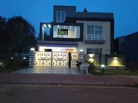 10 Marla Double Story Corner House For Sale In Overseas B Bahria Town
