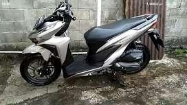 Di jual motor Vario 150 cc Rp 19.500.000(bisa nego)