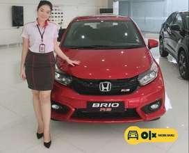 [Mobil Baru] Honda Brio E CVT