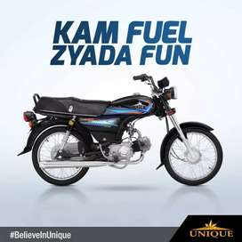 UNIQUE UD-70cc Available on cash or on Easy Installments
