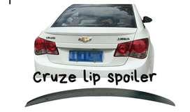 Chevrolet Cruze lip spoiler high quality