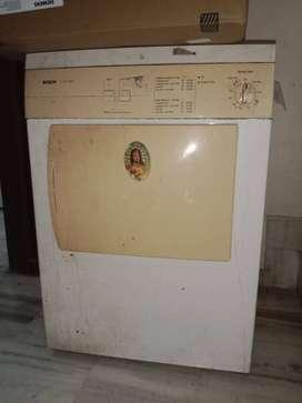 Washing machine dry Bosh model