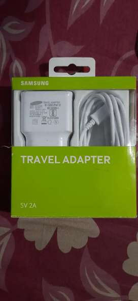 UNUSED SAMSUNG CHARGER
